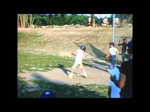 Suffern NY Little League Game – 1967