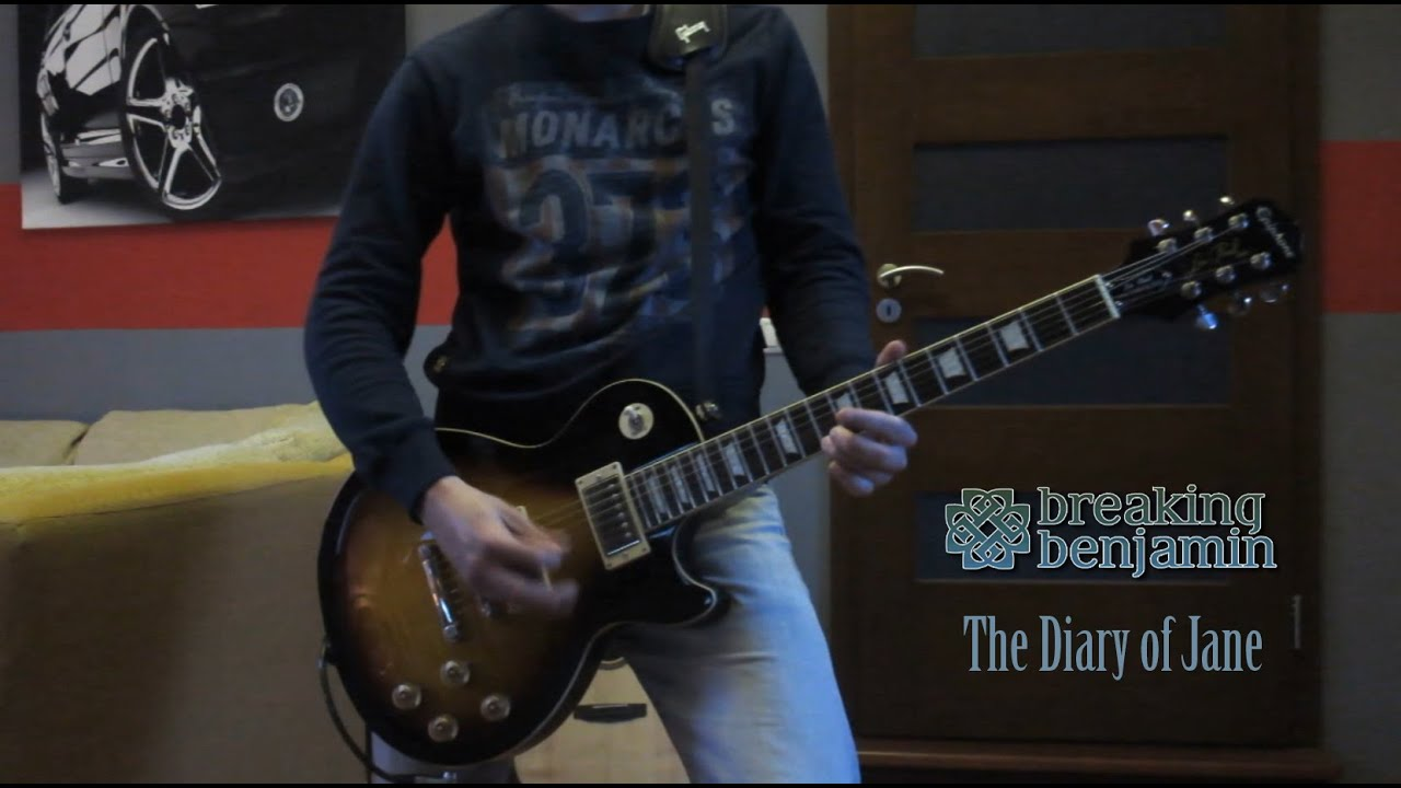 how to play diary of jane on guitar