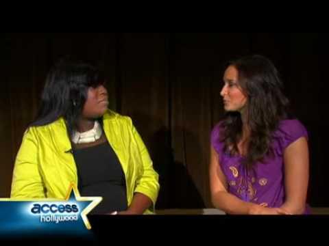 "LaKisha Jones ""So Glad I'm Me"" Album Interview (Access Hollywood)"