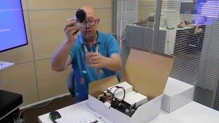 Видеообзор Комплект Видеонаблюдения Стандарт 4 700ТВЛ Дача Артикул 6804VK CI25B 70A(Видеообзор Комплект Видеонаблюдения Стандарт 4 700ТВЛ Дача Артикул 6804VK CI25B 70A., 2015-12-04T12:21:27.000Z)