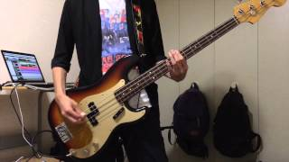 ASIAN KUNG-FU GENERATION それでは、また明日 Bass Cover