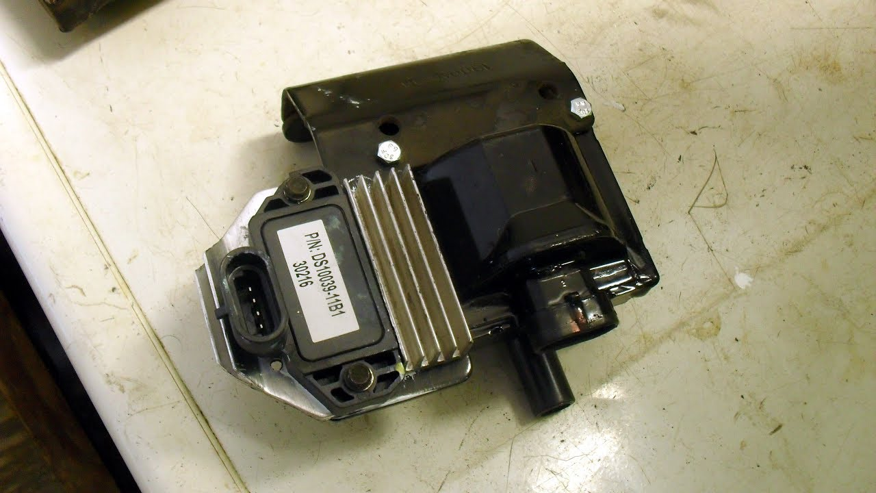 1999 Chevy Suburban Iginition Coil & Ignition Control Module