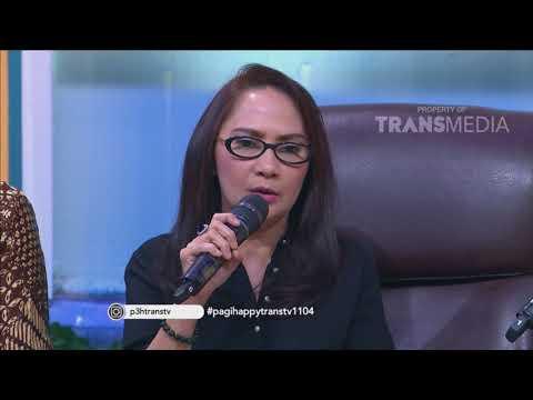 PAGI PAGI PASTI HAPPY - MELAKOR, Gusti Rosaline Diserang Balik Istri Sah (11/4/18) Part 2