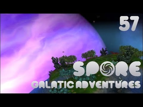 Spore! Galactic Adventures #57 - So Many New Slugs!