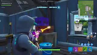 Fortnite Gameplay (just having fun without Vin knowing im streaming)