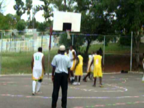 Marlon Reid: Basketball Highlights
