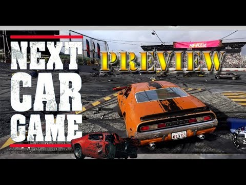 Next Car Game Technology Preview/Demo