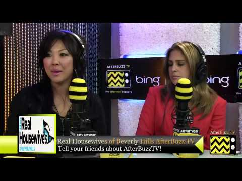 "Real Housewives of Beverly Hills After Show Season 3 Episode 15 ""Real Housewives"" 