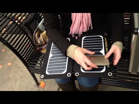 Solar power batteries testimonial: Photographer