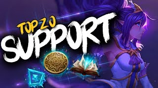 Top 20 SUPPORT Plays #20 | League of Legends