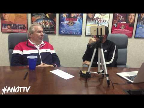 Jim Lorimer live facebook interview how the Arnold Classic was born