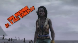The Walking Dead Michonne Episode 3 - What We Deserve - FULL Walkthrough Gameplay (PS3) | JuliDG