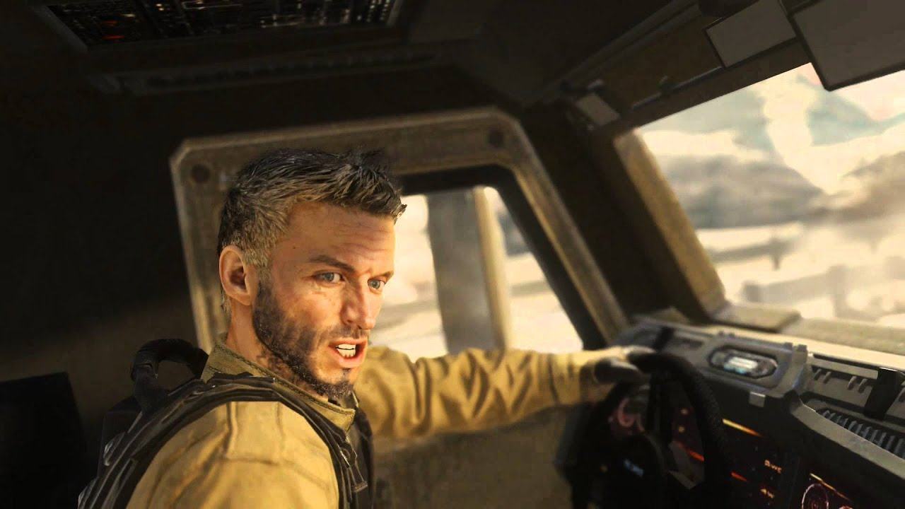 Call of Duty: Advanced Warfare - Mitchell & Gideon ...