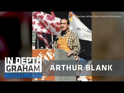 Arthur Blank: I was fired from Home Depot