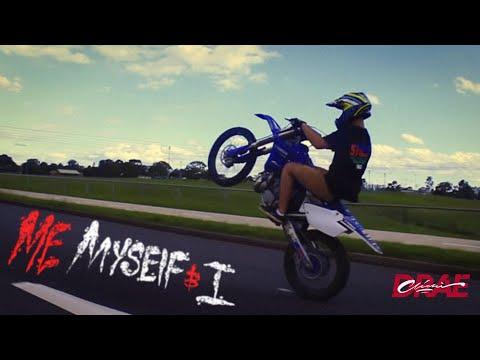 Drae Cliche - Me Myself & I remix (promo clip)