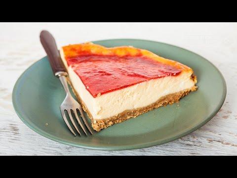 Bebina Kuhinja - Cheesecake - Čizkejk - Domaći Video Recept