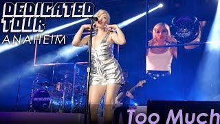Carly Rae Jepsen - Too Much - LIVE @ Anaheim House of Blues - 6-27-19