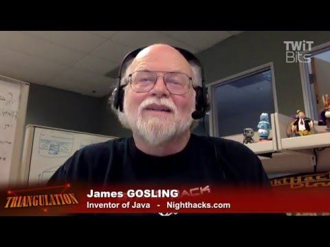 James Gosling: The Success of Java