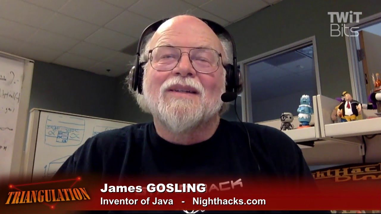 james gosling Bill venners recently talked with sun microsystems vice president and fellow  james gosling at his sun labs office in mountain view, calif.
