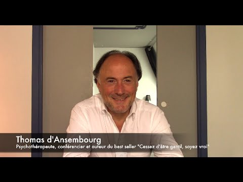 C'est quoi le bonheur pour vous Thomas d'Ansembourg?