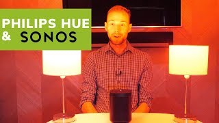 Sonos & Philips Hue - Setup, Features & Hands-on