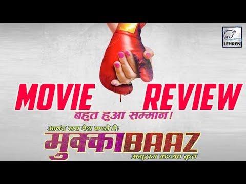 Mukkabaaz MOVIE Review | Jimmy Shergill |...
