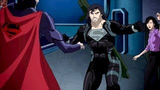 Cyborg Superman vs Kal-El [Part 1] | Reign of the Supermen