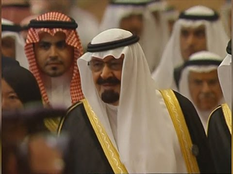 Saudi Arabia's King Abdullah Dead at 90