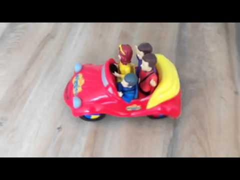 Wiggles Big Red Car Toy Youtube 53
