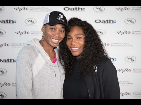 Serena and Venus Williams Speak Out To End Community Violence