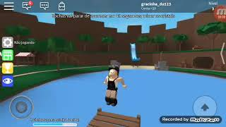 Playing games must (ROBLOX)