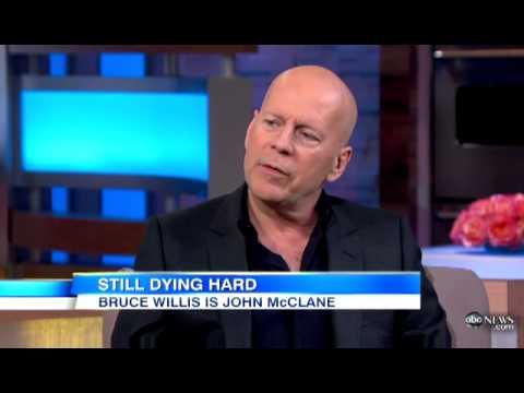 Download Bruce Willis: 'Good Day to Die Hard'