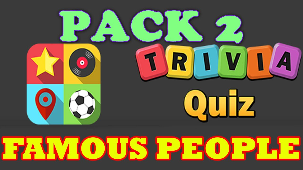 trivia quiz If you like trivial pursuit, jeopardy or family feud, try these fun and interactive trivia quizzes on subjects ranging from science to pop culture.