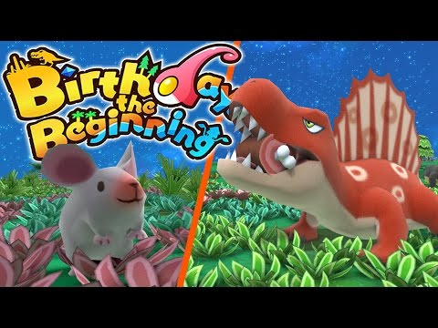 Birthdays the Beginning - Reptiles and Mammals Big and Small