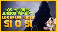 🔵 TOP 11 JUEGOS para PC GRATIS ✅ ONLINE MULTIJUGADOR 💥 Pocos y Medios Requisitos