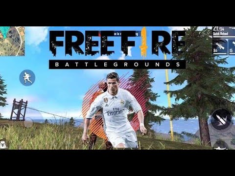 New Character Cristiano Ronaldo - Garena Free Fire