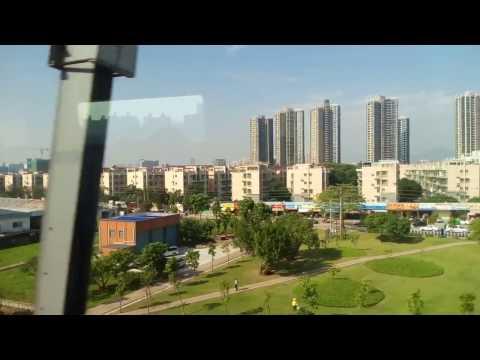 train-trip-zhuhai-to-guangzhou-south
