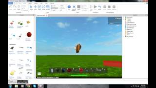 how to make a custom animal morph on roblox
