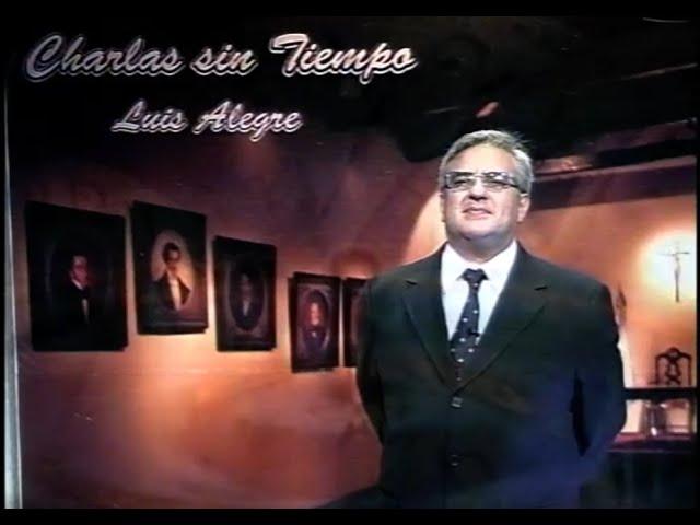 CHARLAS SIN TIEMPO 2016 - José Antonio Balseiro
