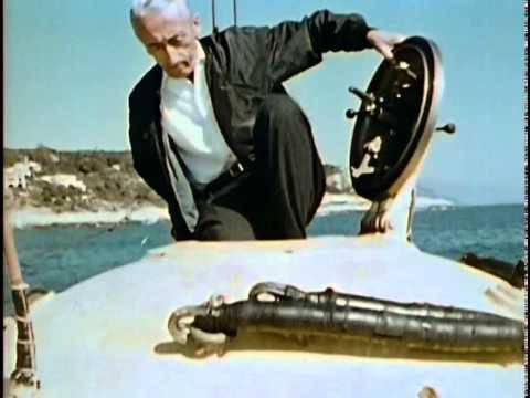 The Undersea World Of Jacques Cousteau -  Conshelf Adventure