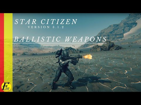 Fly'n into Star Citizen 3.1.2: FPS Combat (Ballistic Weapons)
