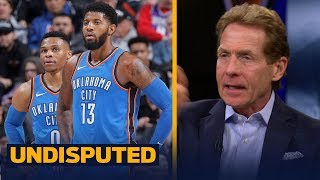 Skip Bayless on why Paul George should stay with Westbrook and the OKC Thunder | NBA | UNDISPUTED