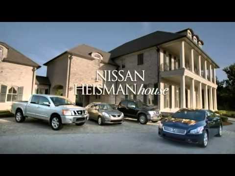 Heisman House