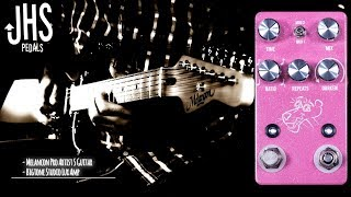 JHS Pedals PINK PANTHER - Demo by Alberto Barrero