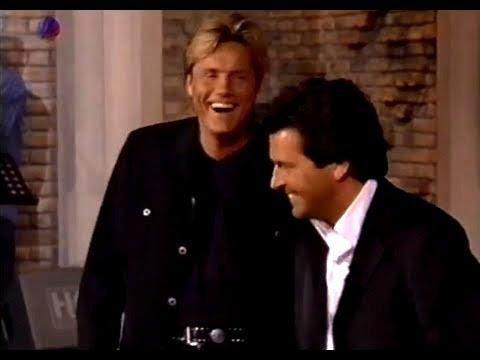 Modern Talking - Interview ( SAT1 Die Harald Schmidt Show 31.03.1998 )