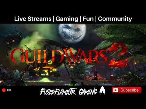 Guild Wars 2 Halloween EMBER GRIND!!!!! thumbnail
