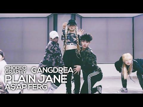 A$AP Ferg - Plain Jane : Gangdrea Choreography