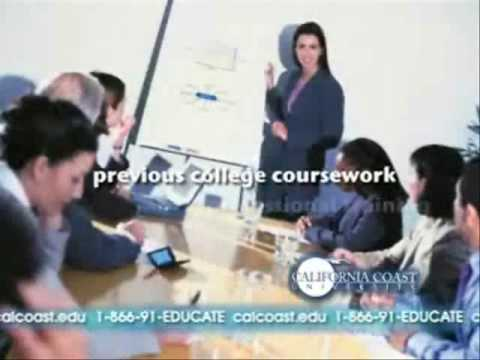 """Online Degrees"" California Coast University  866-91-EDUCATE ""Online Degrees"""