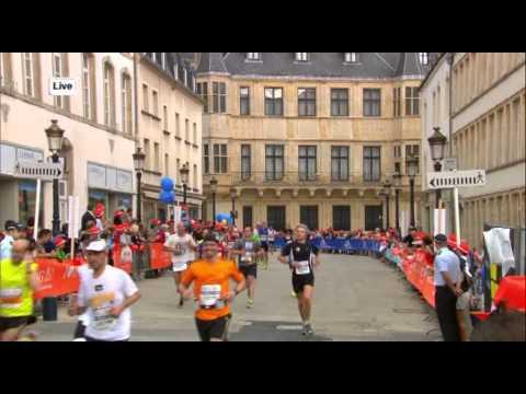 ING Night Marathon Luxembourg 2014