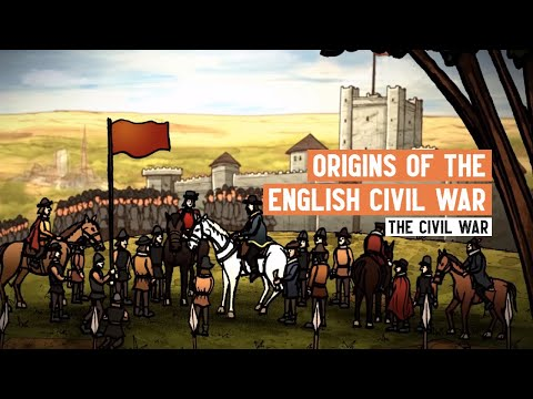 What caused the English Civil War? | 5 Minute History